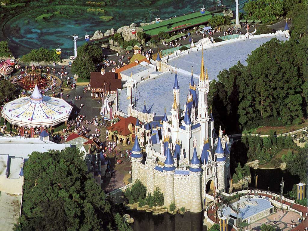 Parque de Disney World