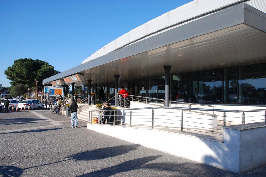 Aeropuertos de Italia - Turismo.org
