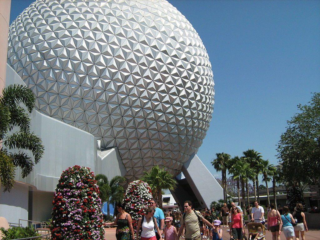 Esfera geodésica (Disney World)