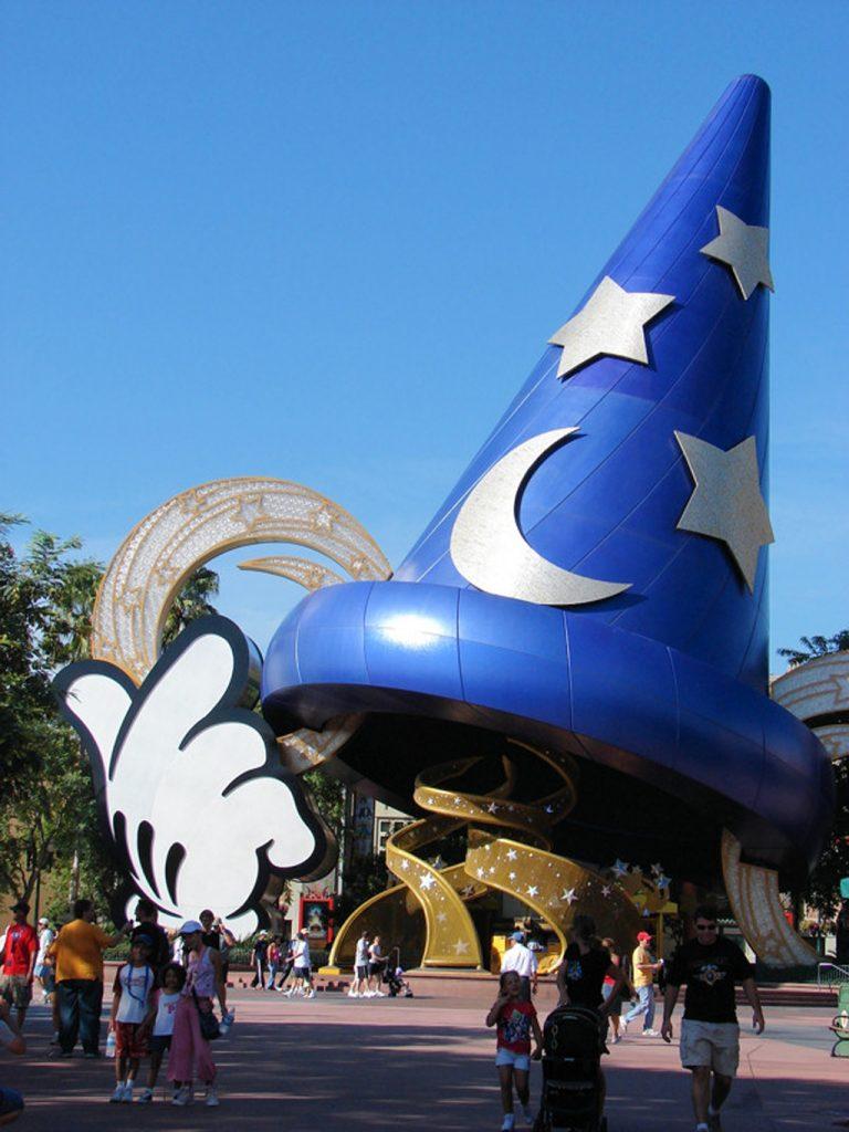 Sombrero de Mickey en Disneys Hollywood Studios
