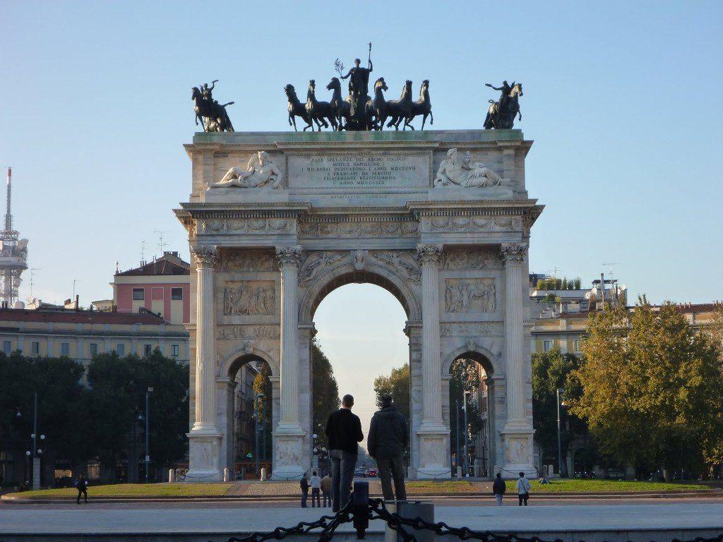 Arco de la Paz (Milán)