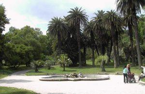 Parques en Roma