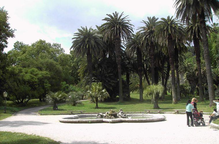 Orto Botánico de Roma