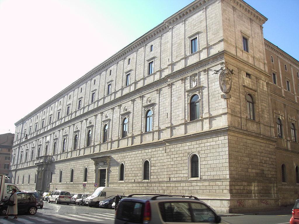 Palacios de Roma