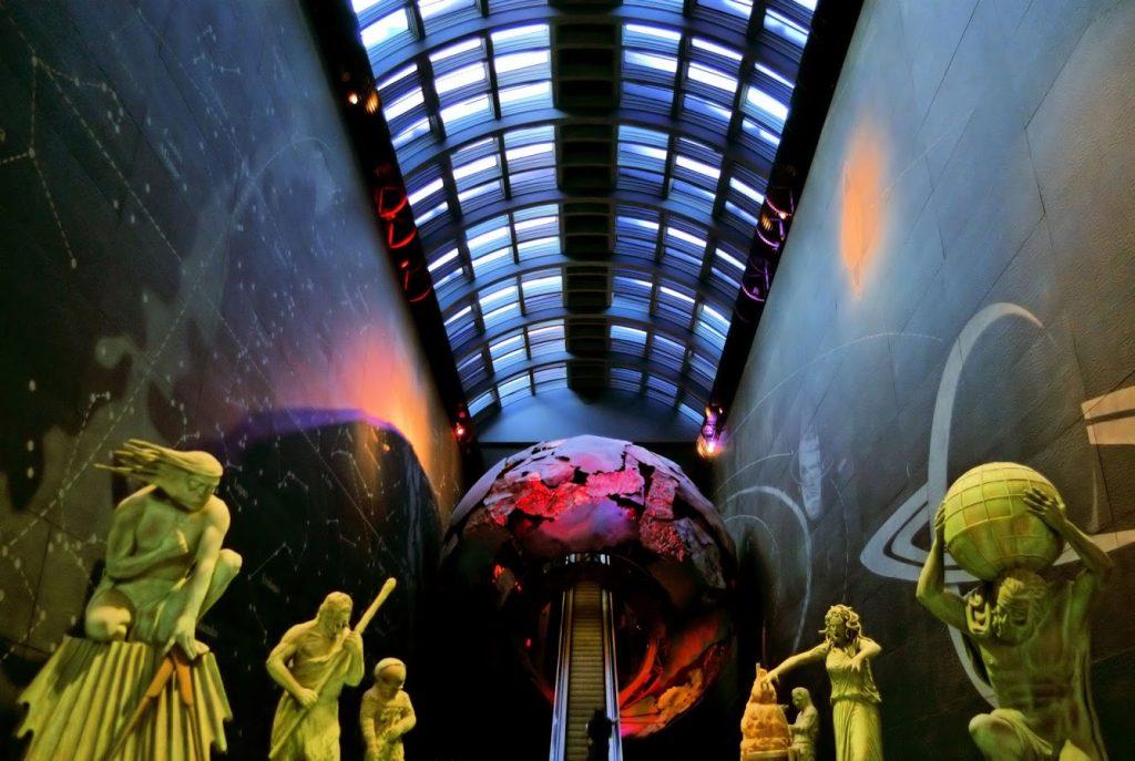 Science museum, Kensington