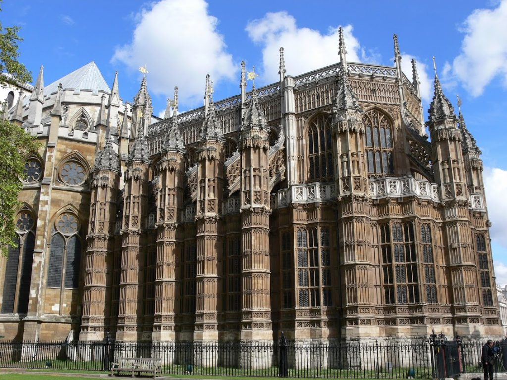 Londres – Westminster Abbey (1)