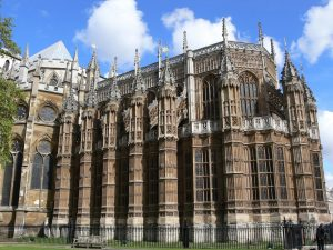 Londres - Westminster Abbey (1)