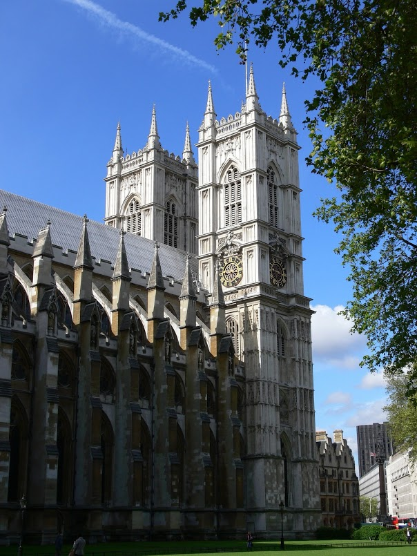 Londres – Westminster Abbey (2)