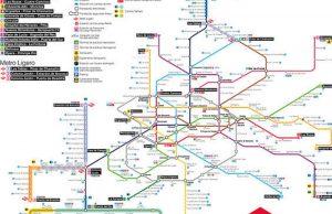 Cómo utilizar el metro de París