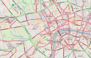 Cómo hallar direcciones en Londres