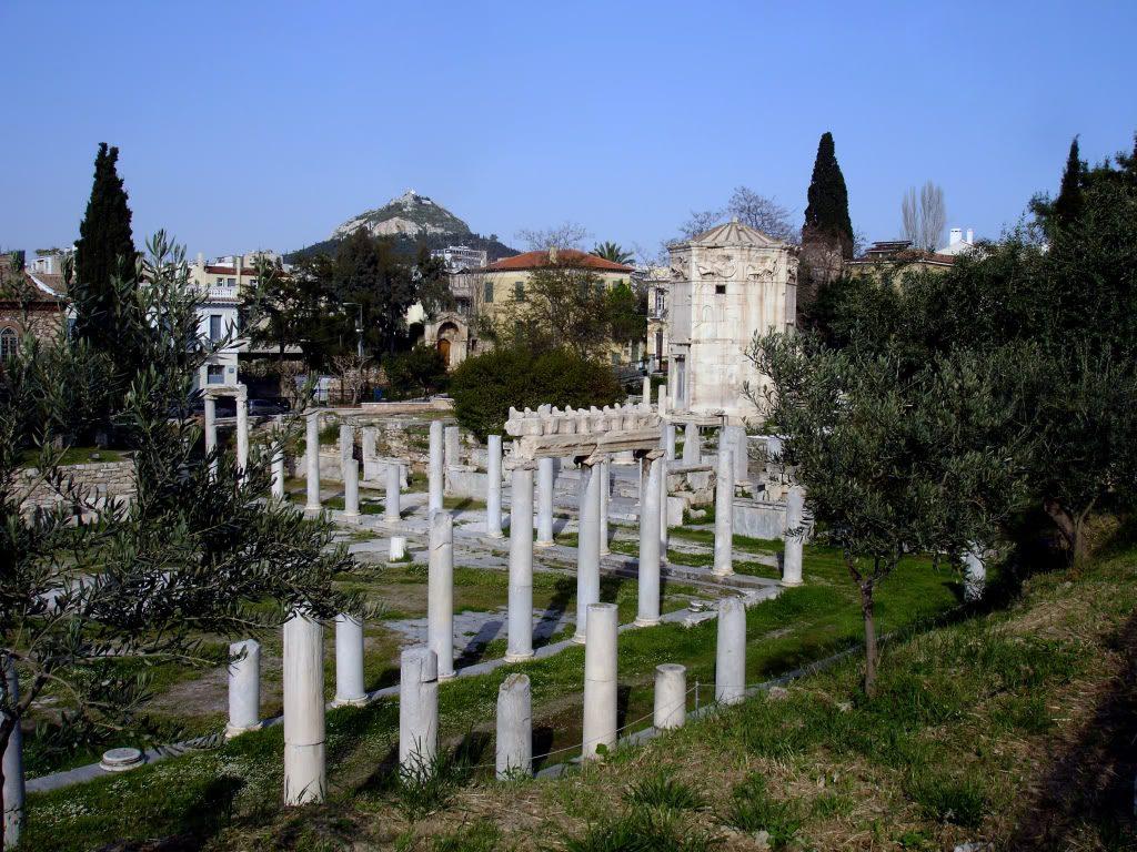 Agora-romana