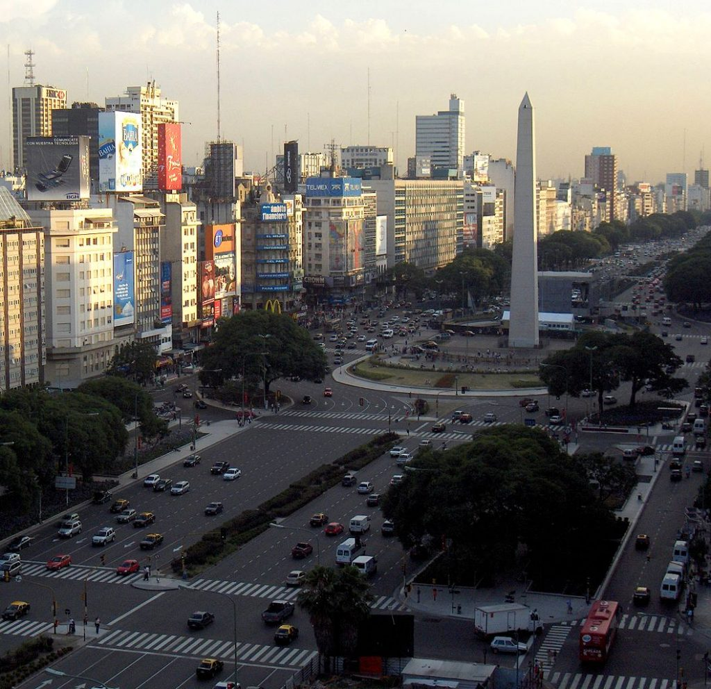 Avenida 9 de Julio (Buenos Aires)