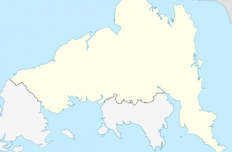 ubicacion en el mapa de inglaterra