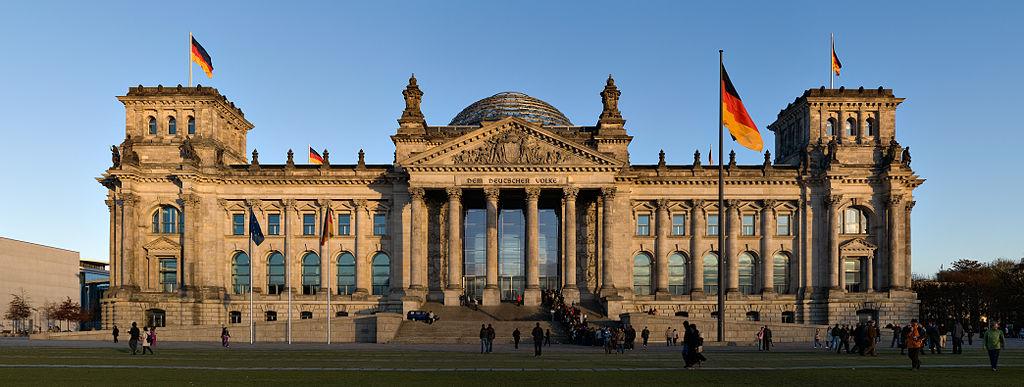Edificio del Reichstag - autor