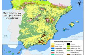 Mapa de Córdoba (España)