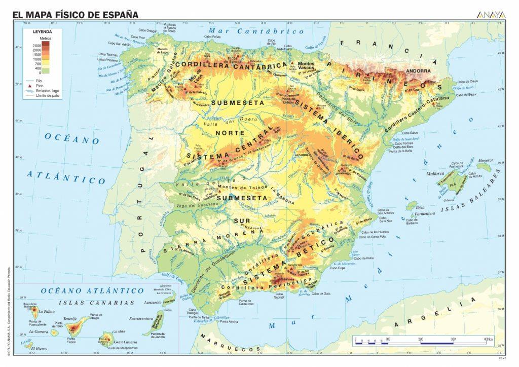 Mapa-fisico-de-Espana