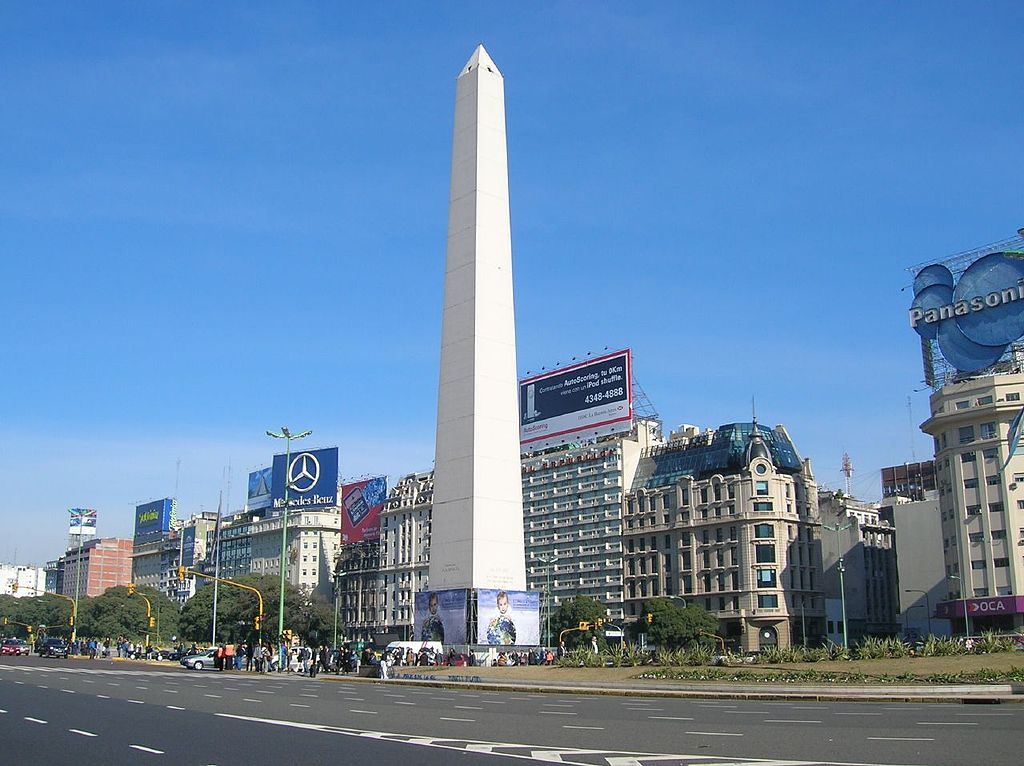 Obelisco de Buenos Aires - autor