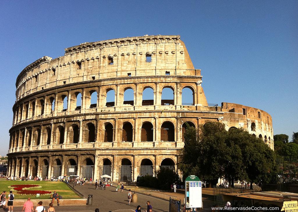 Mapa de roma for Cual es el significado de arquitectura