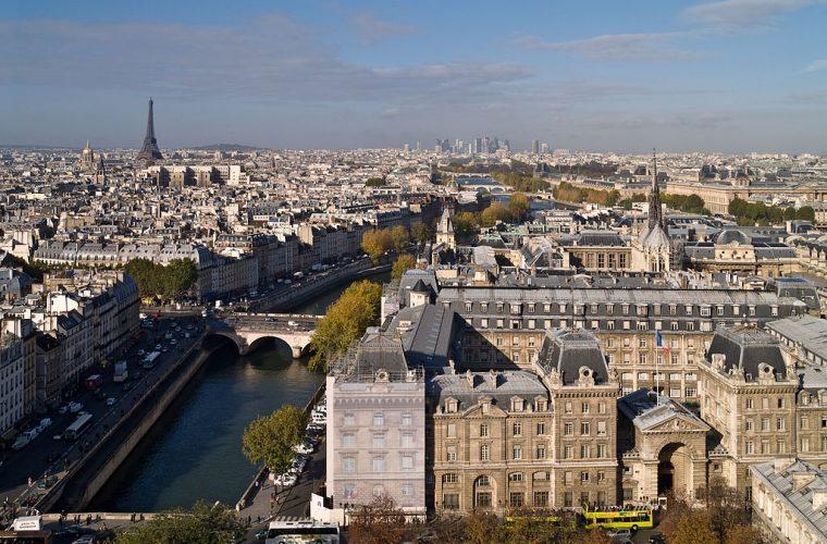 Vista de París desde la Catedral de Notre-Dame