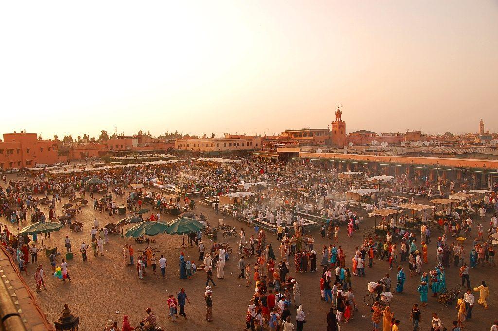Plaza de Jamaa (Marrakech)