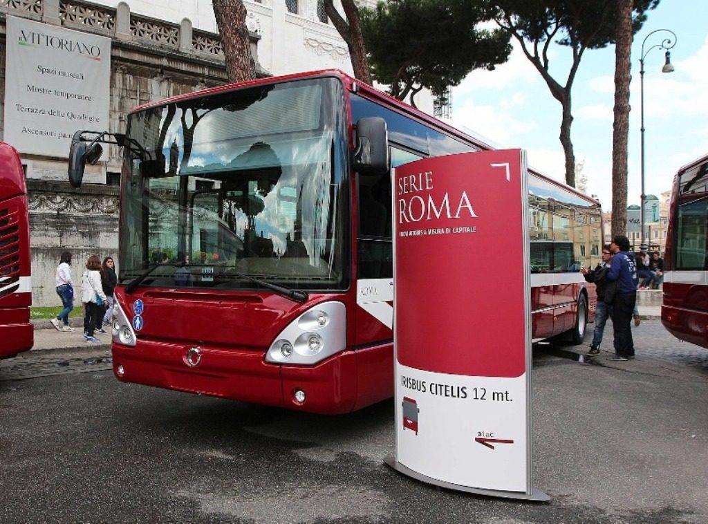 Autobuses de Roma