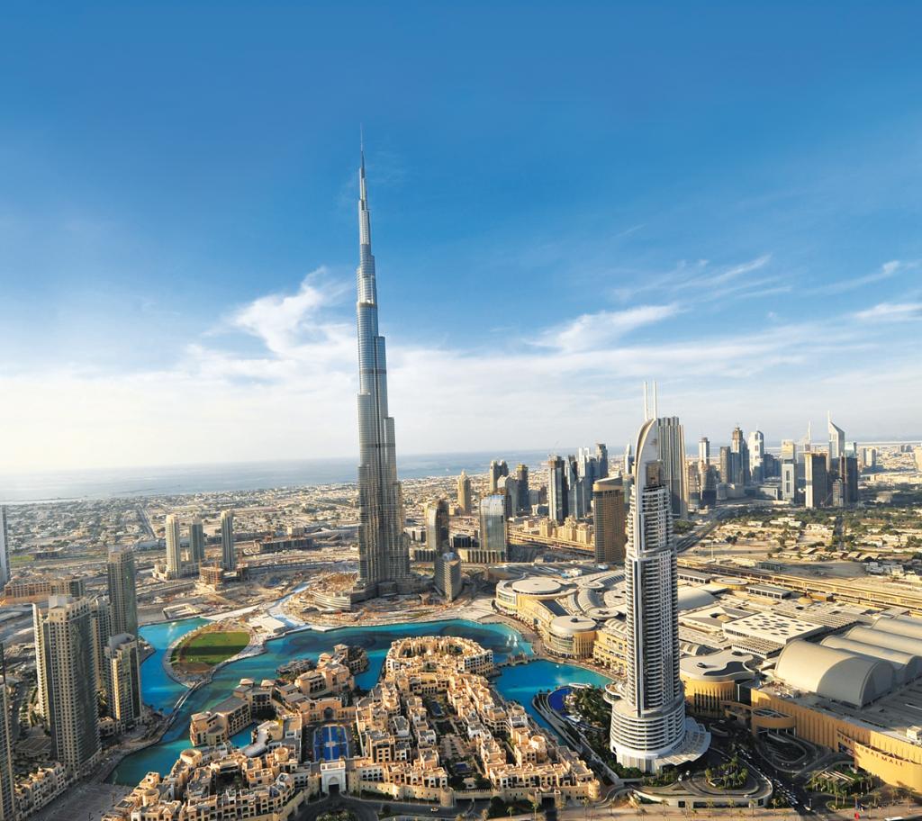 Dub I Gu A Tur Stica Para Conocer La Ciudad De Emiratos