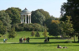Englischer Garten, Múnich