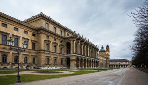Residencia de Múnich - autor