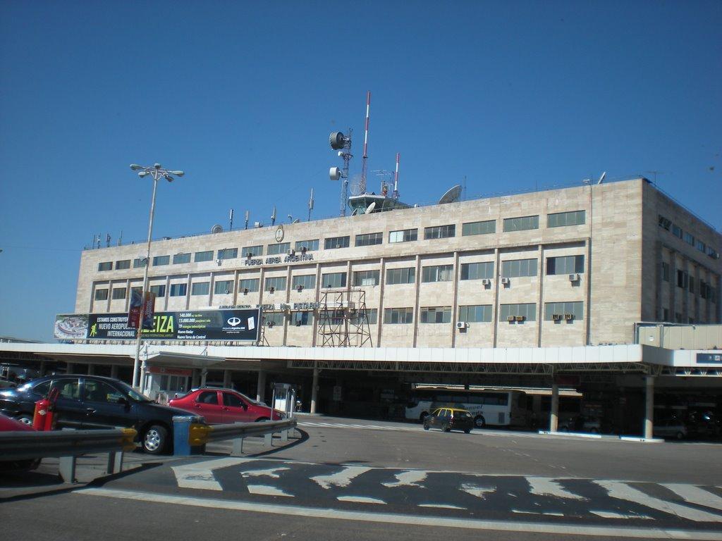 Aeropuerto Internacional Ministro Pistarini de Ezeiza