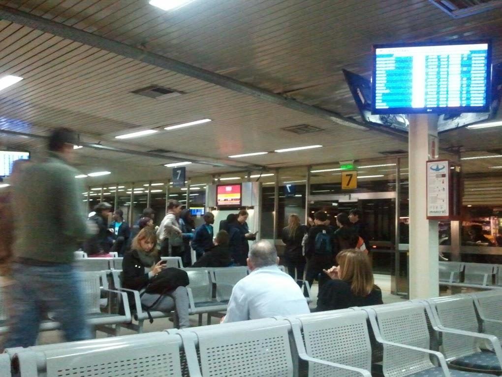 Aeropuerto Internacional de Ezeiza Ministro Pistarini