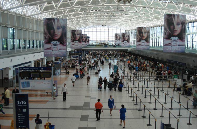 Aeropuerto Internacional de Ezeiza Terminal A