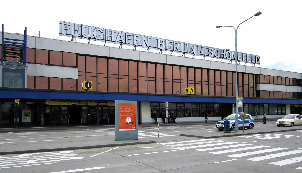 Berlin SchonefeldBerlin Schonefeld