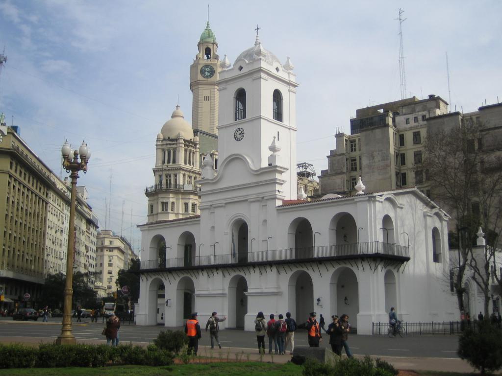 Monumentos de Buenos Aires