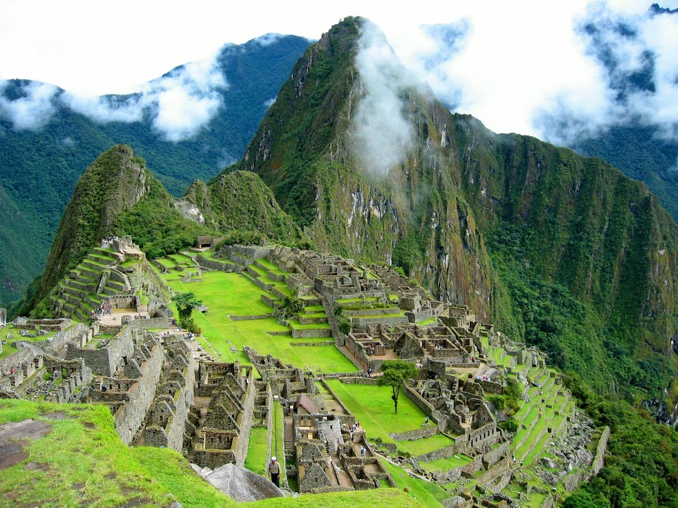 how to get to machu picchu from lax