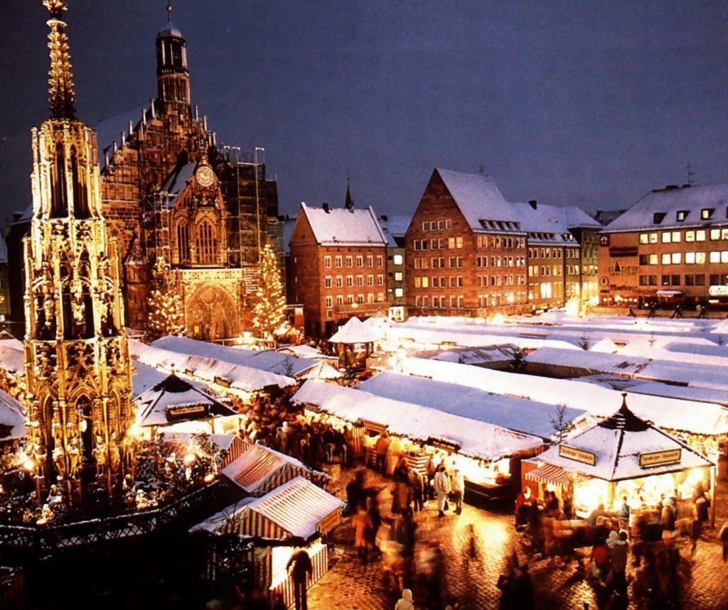 Mercadillo de Navidad en Berlín