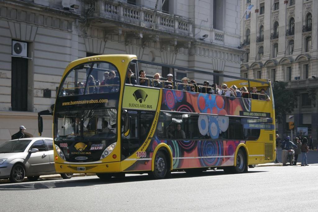 Recorridos turísticos por Buenos Aires