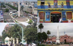 Sitios turísticos de Buenos Aires