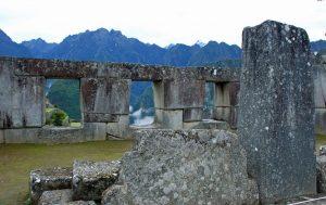 Templo de las tres Ventanas, Machu Picchu