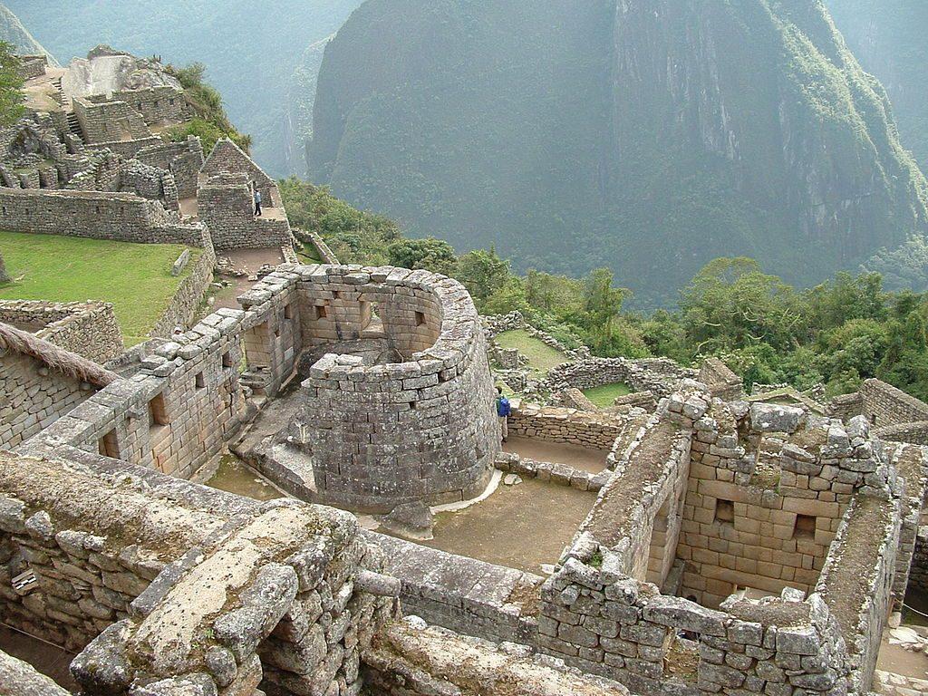 Templo del Sol, Machu Picchu