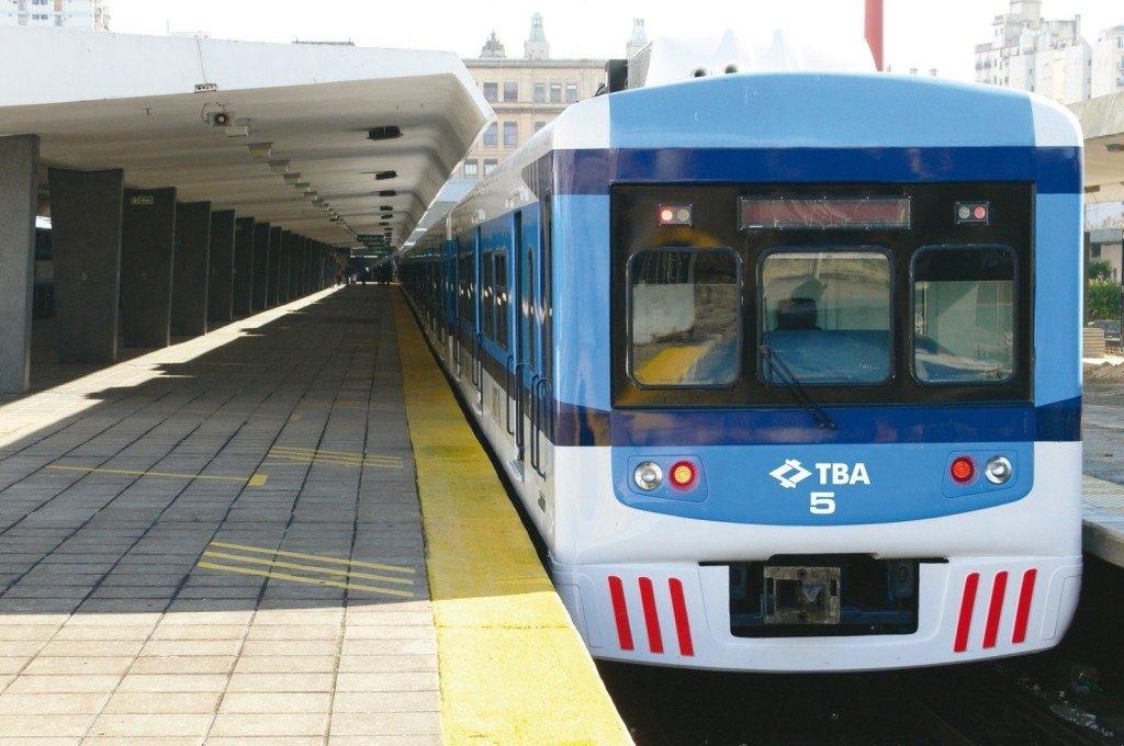 Tren Sarmiento – Buenos Aires