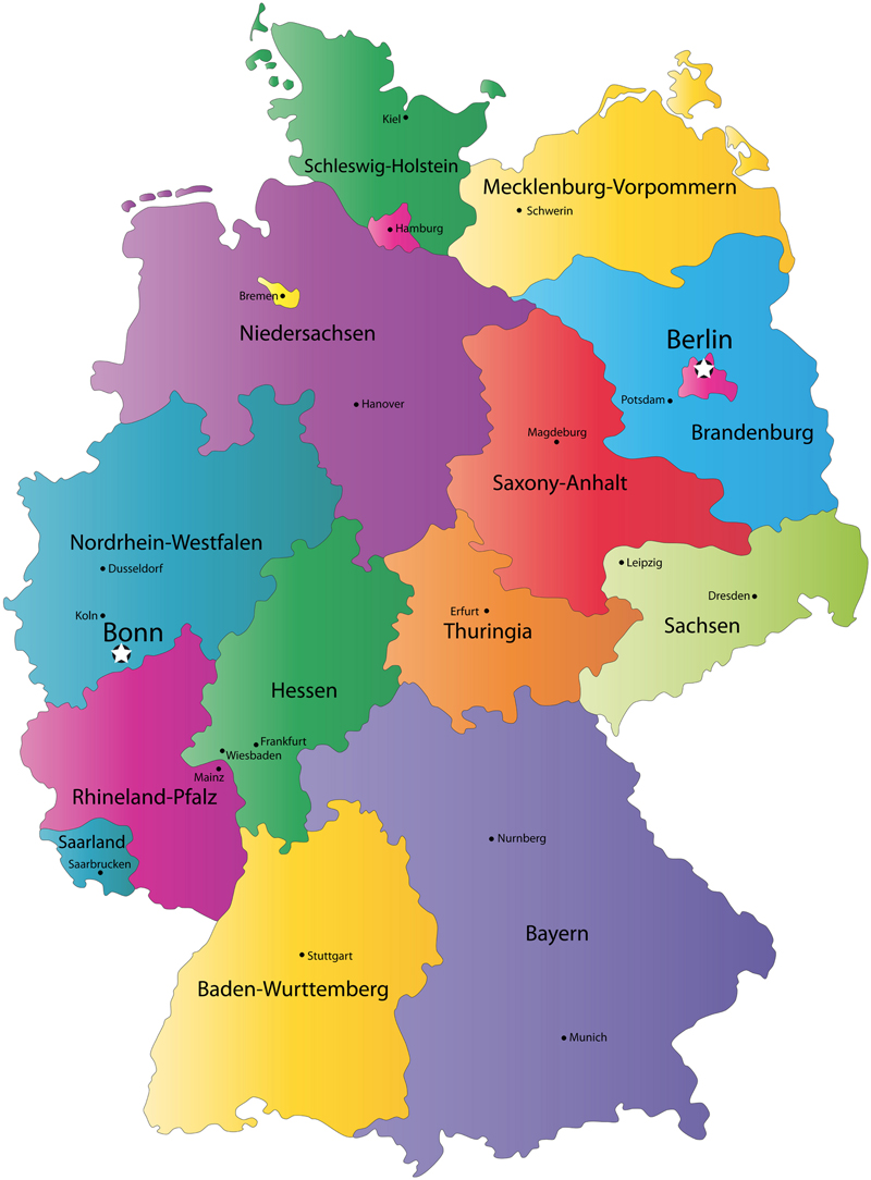 Cómo viajar a Alemania - Turismo.org