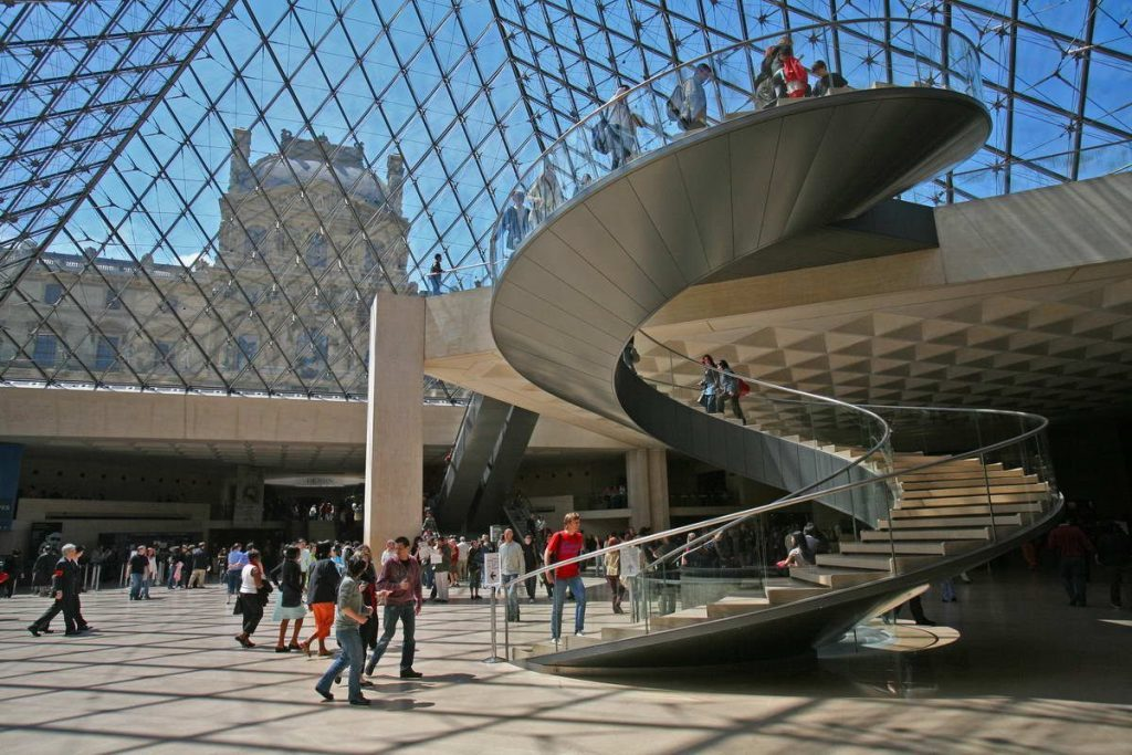 Museo del Louvre recorridos