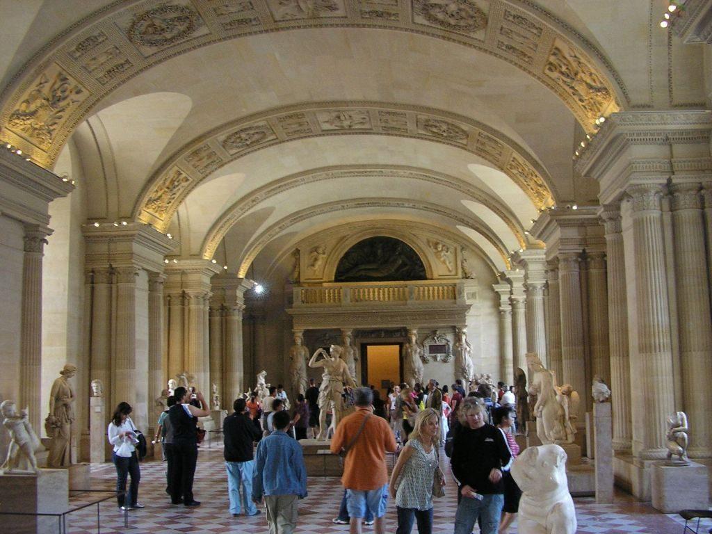 Museo del Louvre visitas guiadas