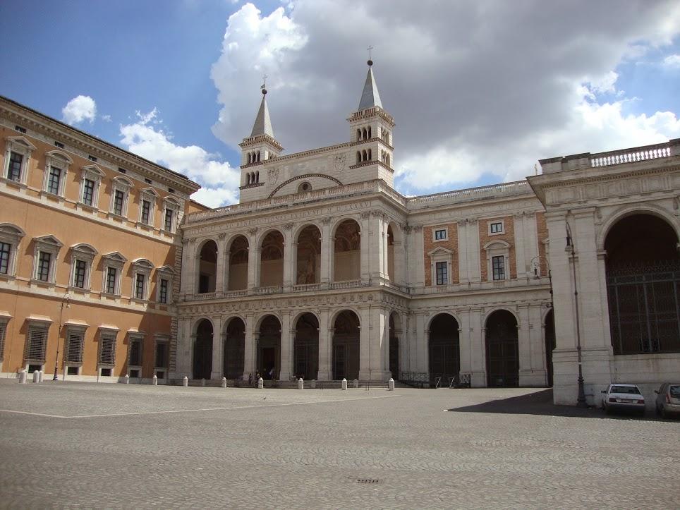 Archibasílica de San Juan de Letrán 11