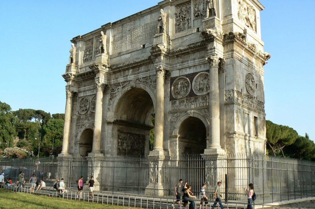 Arco de Constantino 2