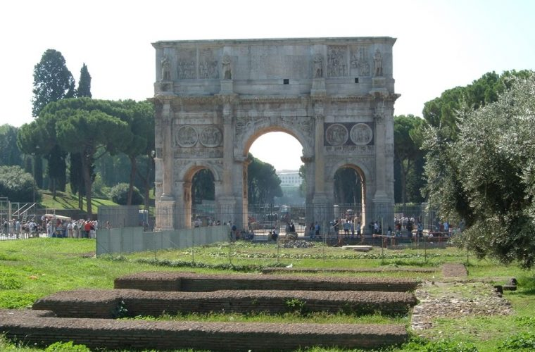 Arco de Constantino 3