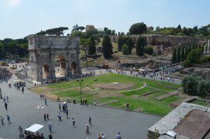 Arco de Constantino 4