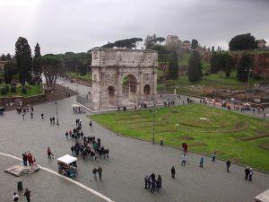 Arco de Constantino 5