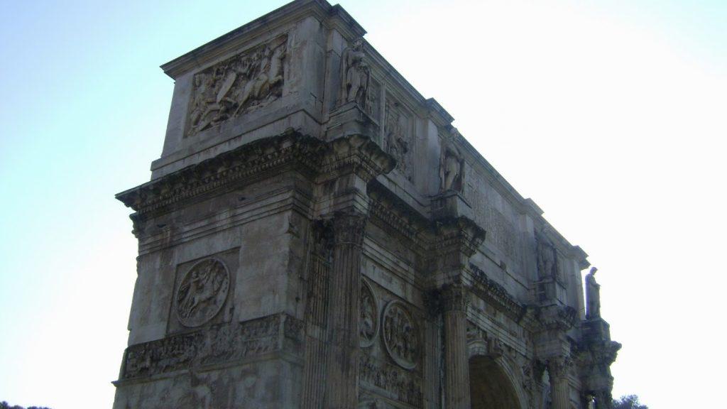Arco de Constantino 6