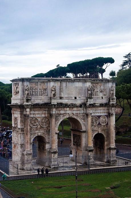 Arco de Constantino 7